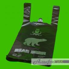 """Пакет-майка 300*550 """"Медведь"""" 14мкм"""