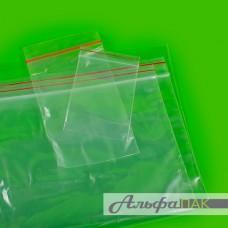 Мешок с замком Ziplock размер 50*70мм 45мкм