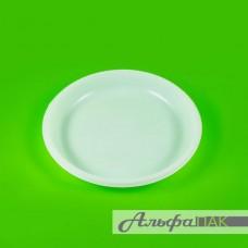 Тарелка бессекционная 205мм PP