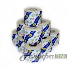 "Туалетная бумага ""Лепота 54"" в обертке, 1 сл."